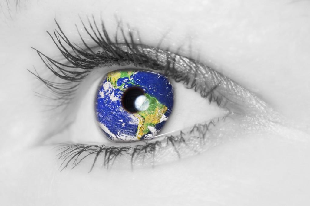 Auge ist die Welt
