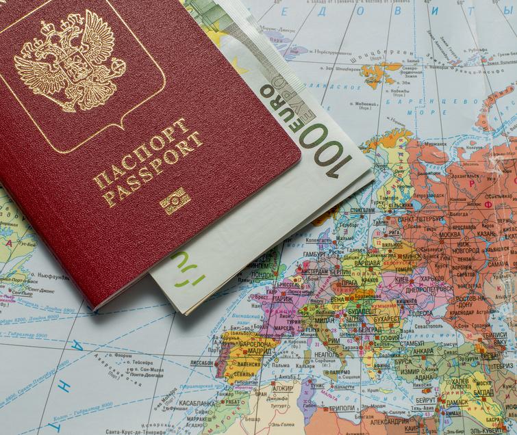 Reisepass Europa