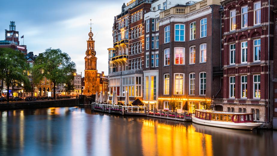 Hafenstadt Amsterdam